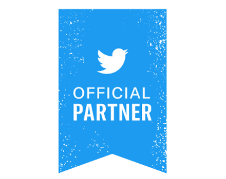 Twitter Official Partner